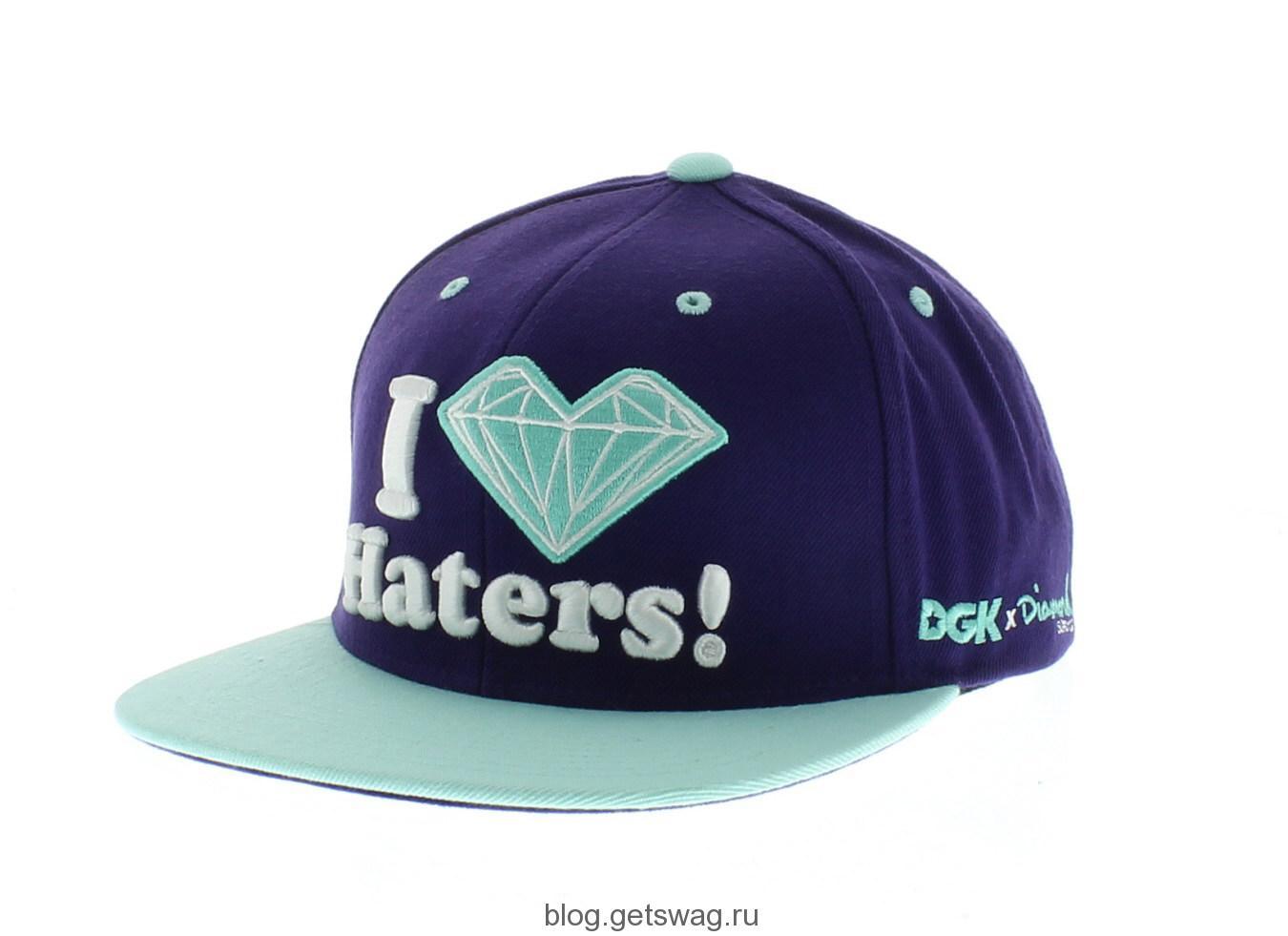 7-DGK-The-Diamond-Hater-Snapback-Purple-And-Sea-Glass-By-DGK-3 Что такое снепбек (snapback)