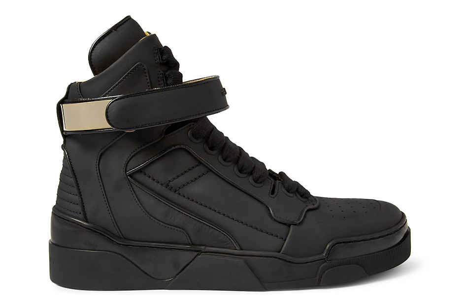 givenchy-2013-fall-leather-high-top-sneakers-collection-1 Givenchy кроссовки 2013
