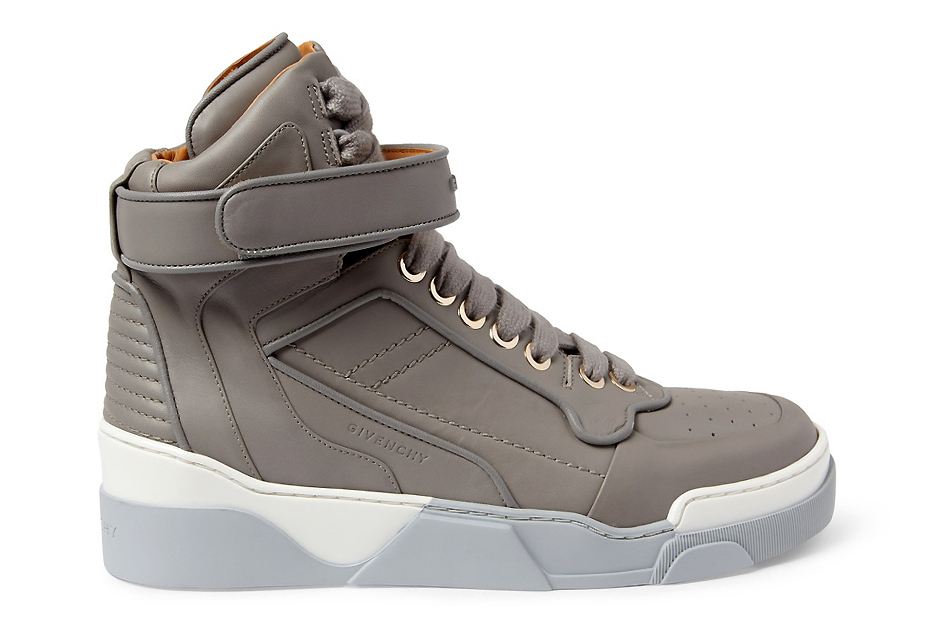 givenchy-2013-fall-leather-high-top-sneakers-collection-2 Givenchy кроссовки 2013