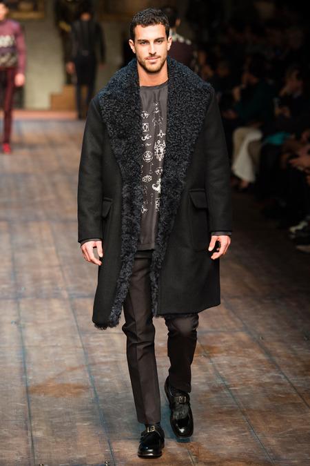 DOL_0278.450x675 Показ коллекции мужской одежды дольче габбана (dolce gabbana) 2014 фото