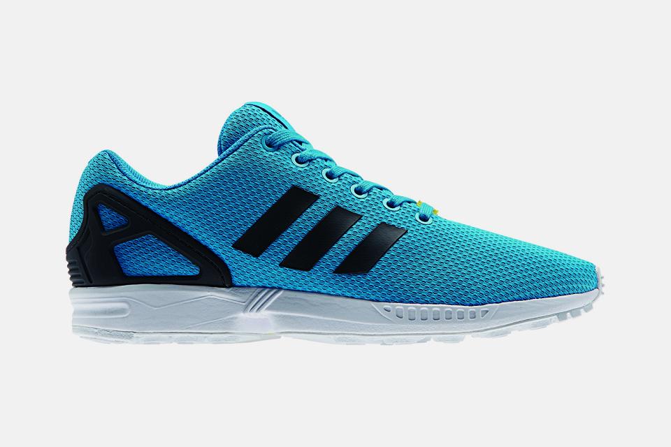 adidas zx flux кроссовки