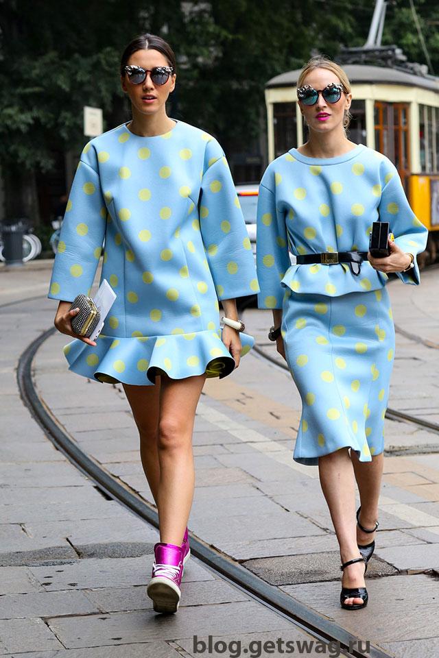 10 Уличная мода Италии фото и тренды моды Милана