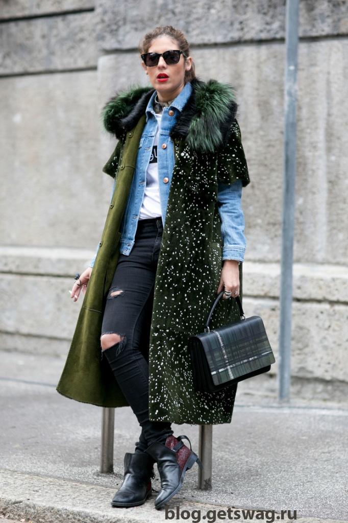 11 Уличная мода Италии фото и тренды моды Милана