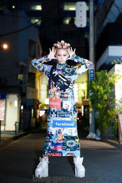 12 Японская уличная мода тренды и фото моды Японии