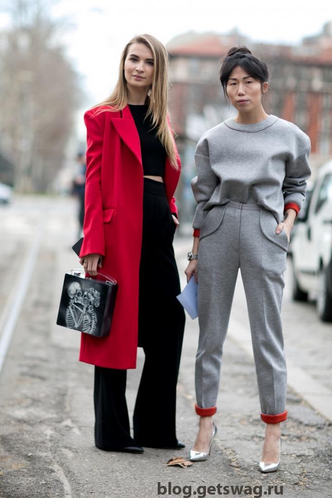 12 Уличная мода Италии фото и тренды моды Милана