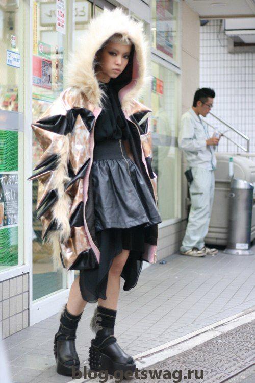 13 Японская уличная мода тренды и фото моды Японии