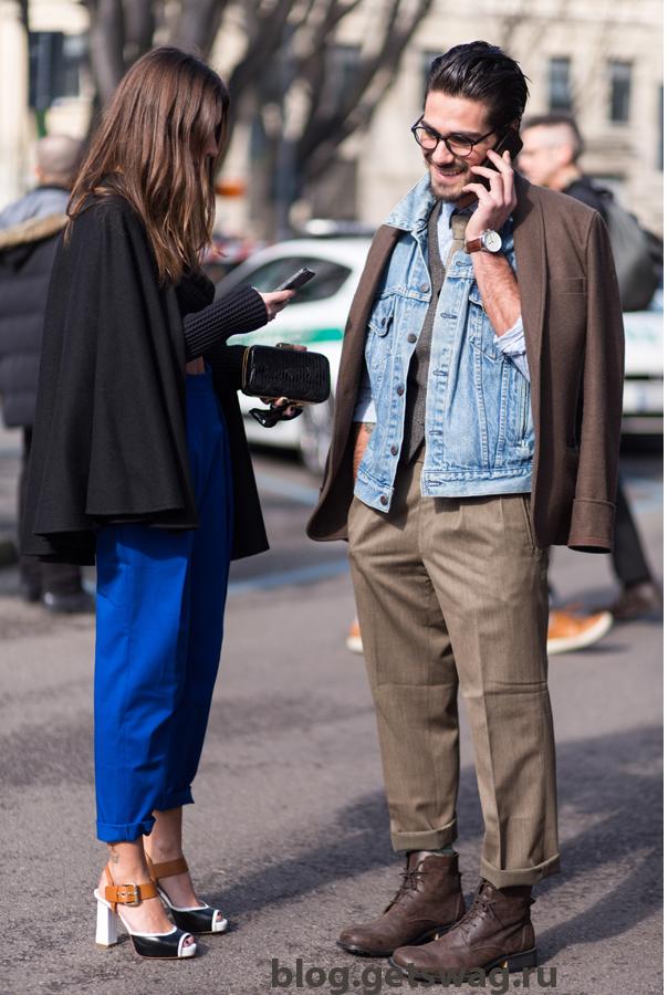 13 Уличная мода Италии фото и тренды моды Милана