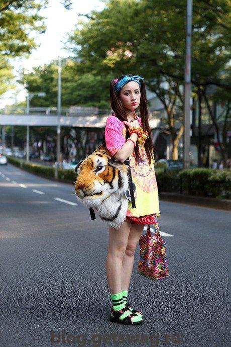 14 Японская уличная мода тренды и фото моды Японии