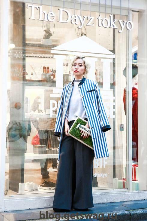 15 Японская уличная мода тренды и фото моды Японии
