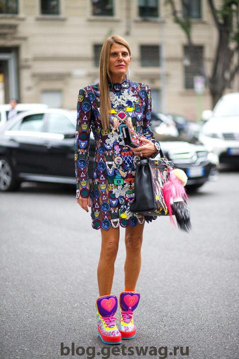 15 Уличная мода Италии фото и тренды моды Милана