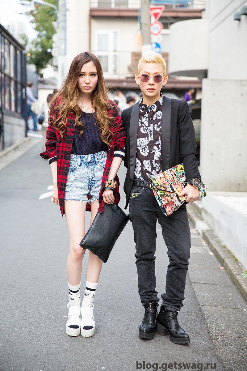 17 Японская уличная мода тренды и фото моды Японии