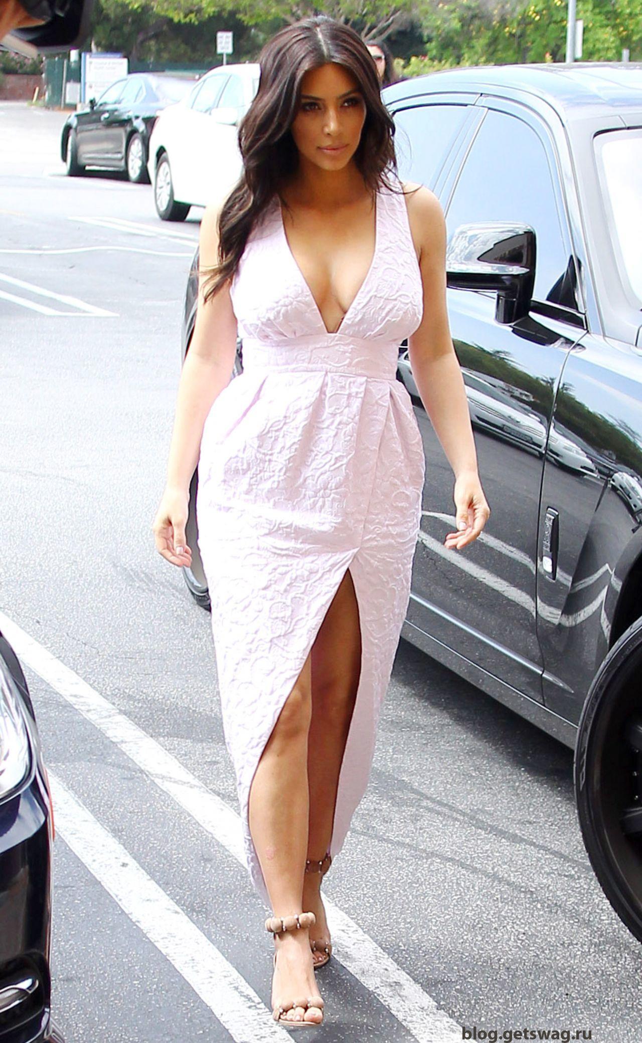 174 Уличный стиль Ким Кардашьян фото или одежда строго по фигуре!