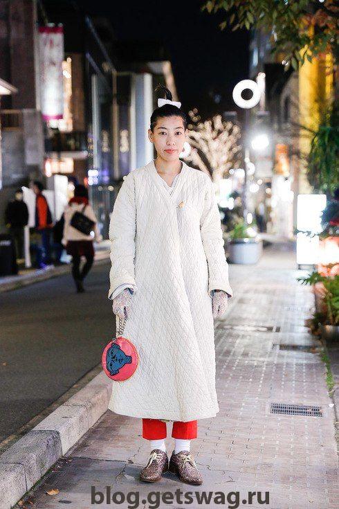 20 Японская уличная мода тренды и фото моды Японии