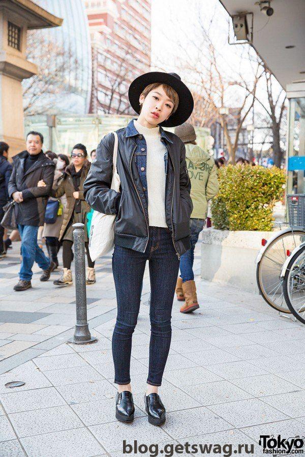 21 Японская уличная мода тренды и фото моды Японии