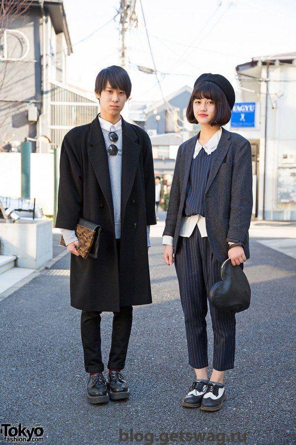27 Японская уличная мода тренды и фото моды Японии