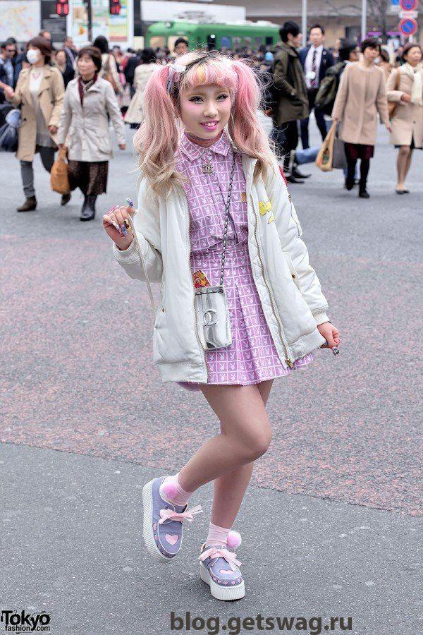 28 Японская уличная мода тренды и фото моды Японии