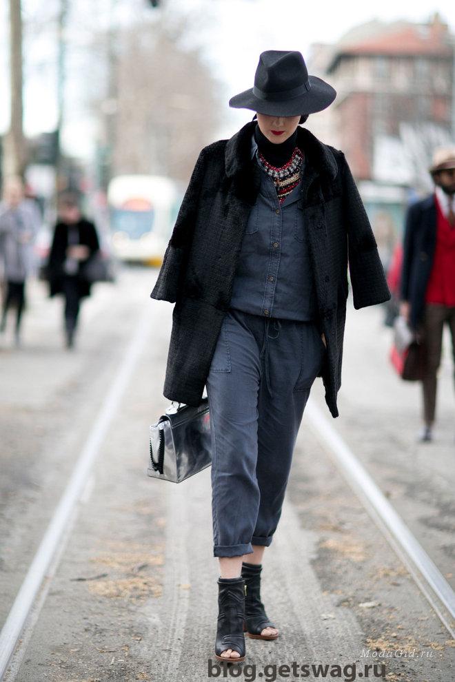 28 Уличная мода Италии фото и тренды моды Милана