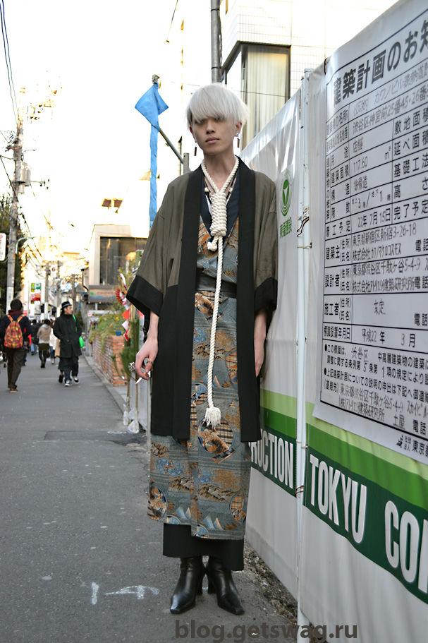 3 Японская уличная мода тренды и фото моды Японии