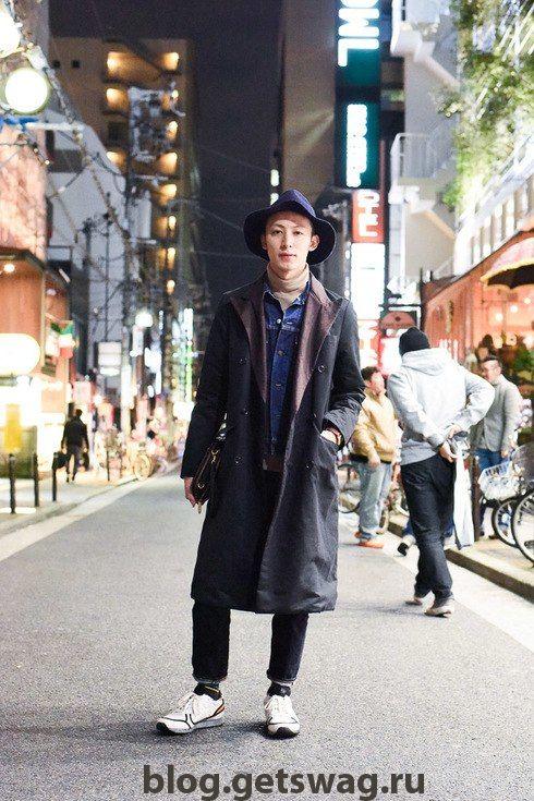 311 Японская уличная мода тренды и фото моды Японии