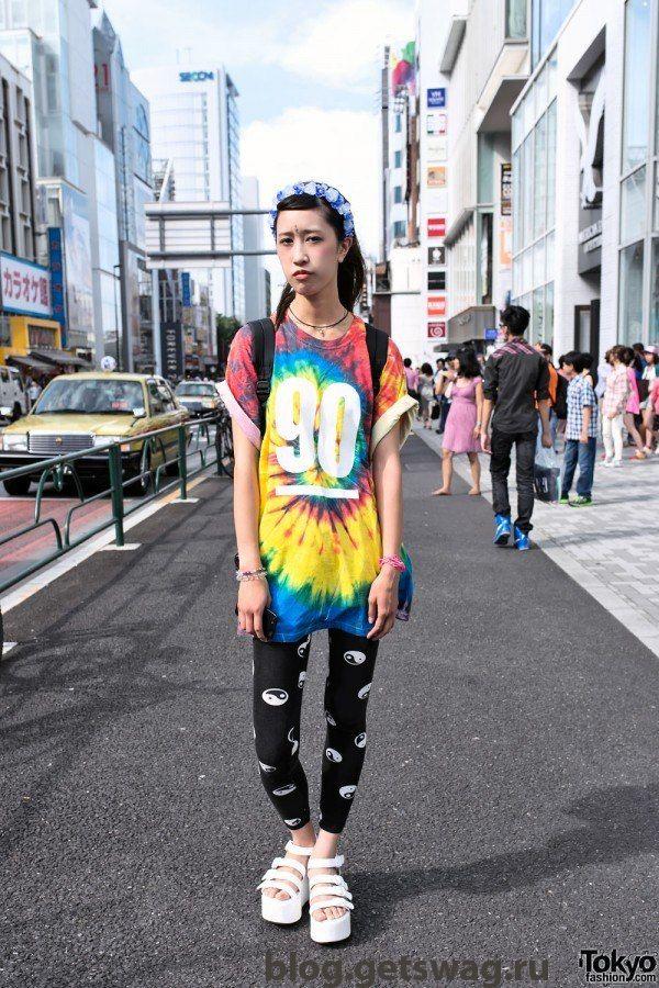 32 Японская уличная мода тренды и фото моды Японии
