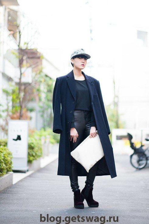 33 Японская уличная мода тренды и фото моды Японии