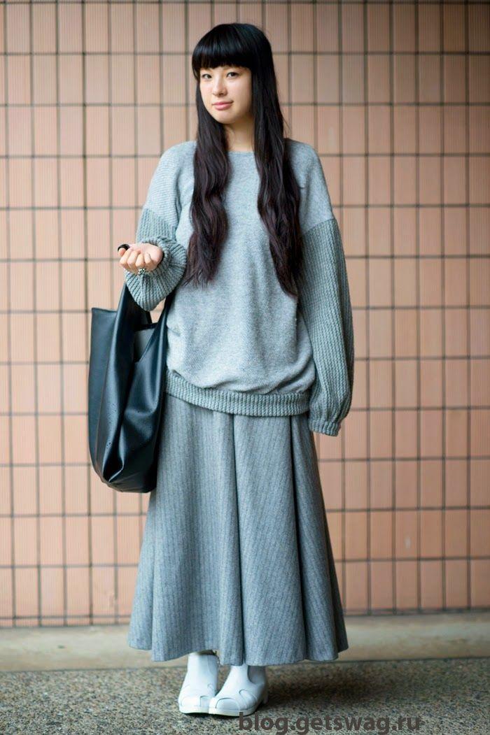34 Японская уличная мода тренды и фото моды Японии