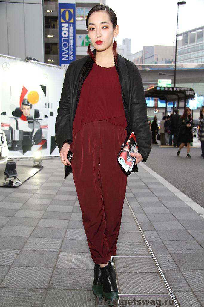 36 Японская уличная мода тренды и фото моды Японии