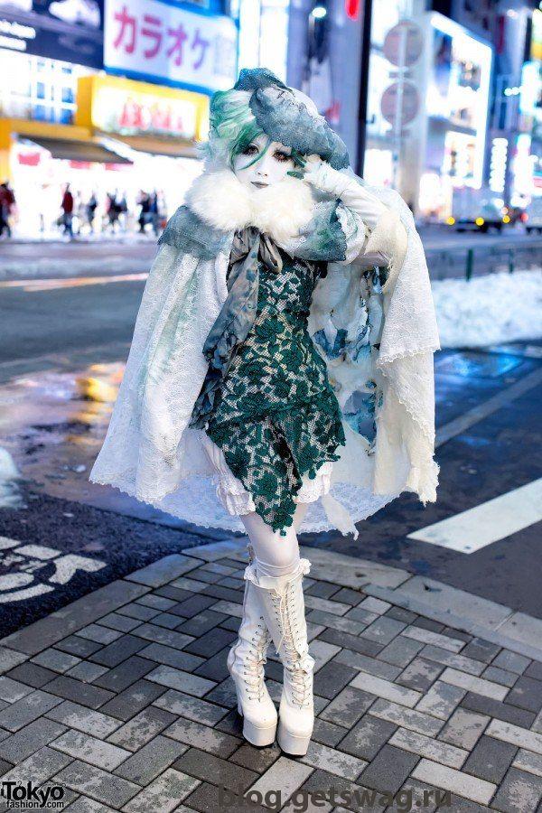 37 Японская уличная мода тренды и фото моды Японии