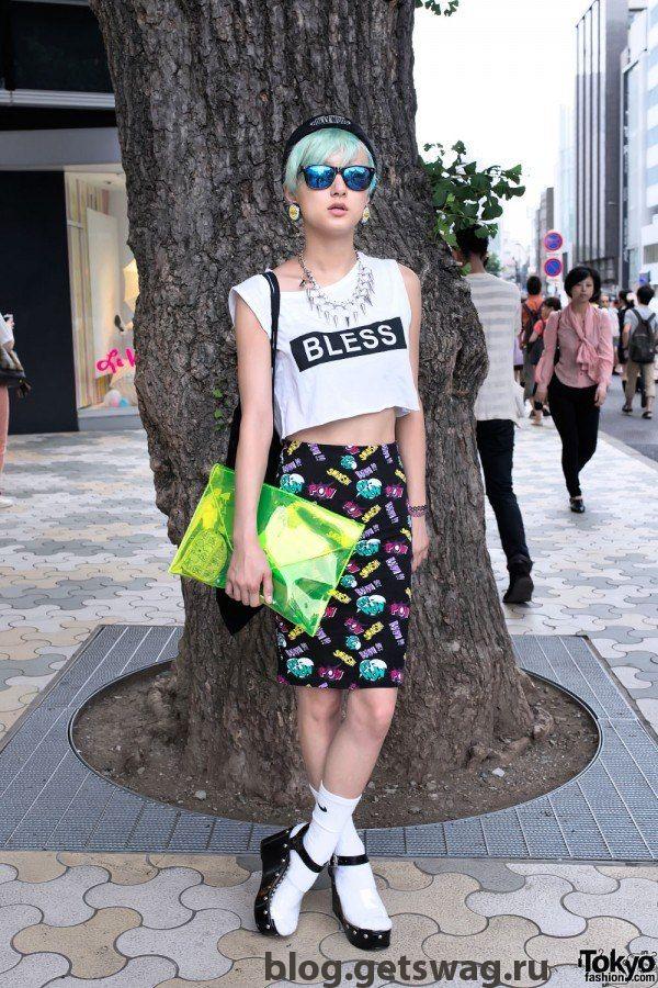 38 Японская уличная мода тренды и фото моды Японии