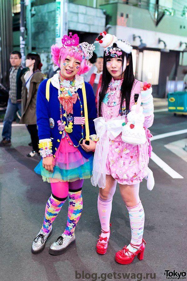 4 Японская уличная мода тренды и фото моды Японии