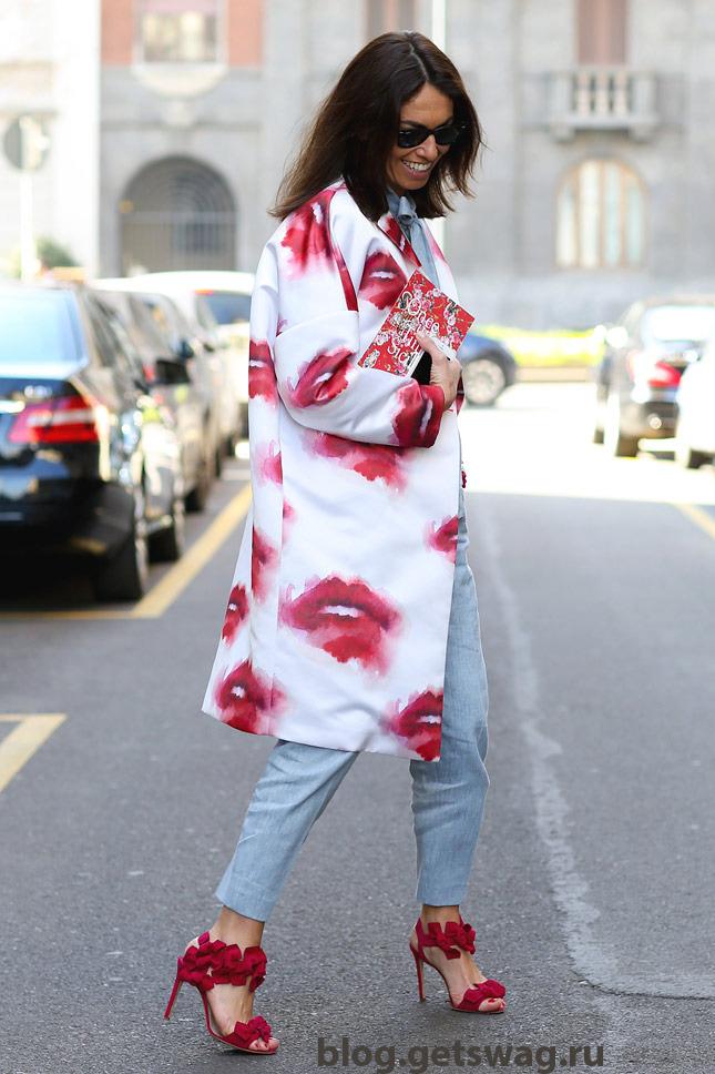41 Уличная мода Италии фото и тренды моды Милана