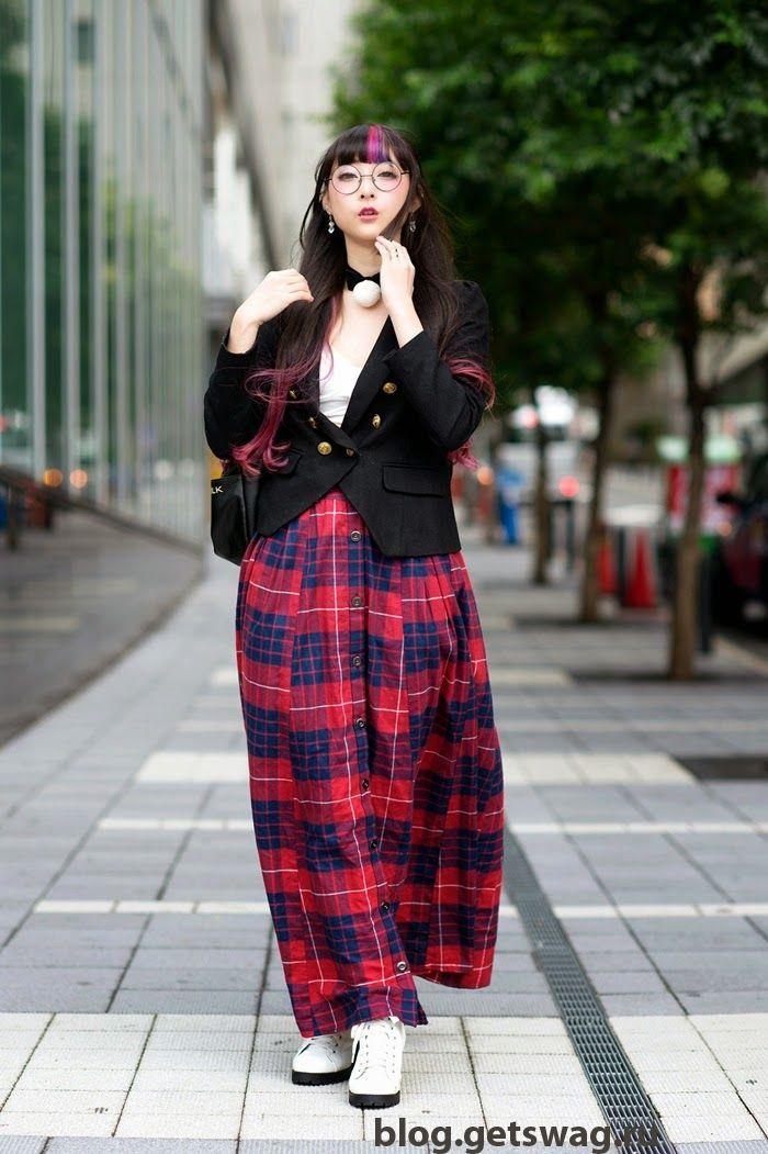 42 Японская уличная мода тренды и фото моды Японии