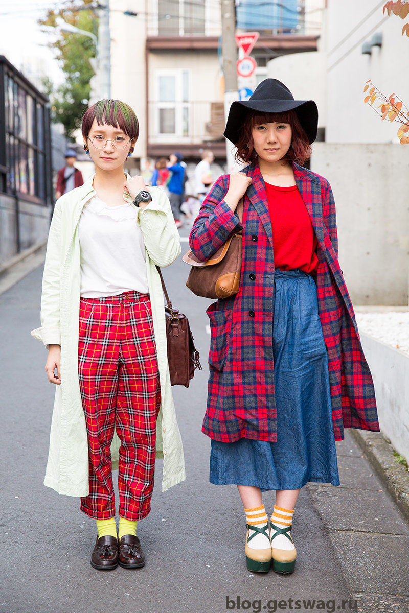 44 Японская уличная мода тренды и фото моды Японии