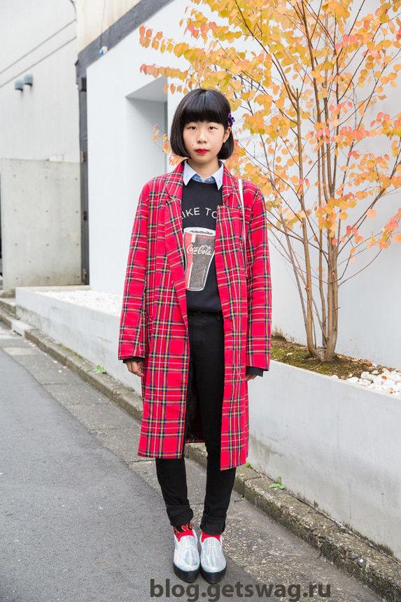 45 Японская уличная мода тренды и фото моды Японии