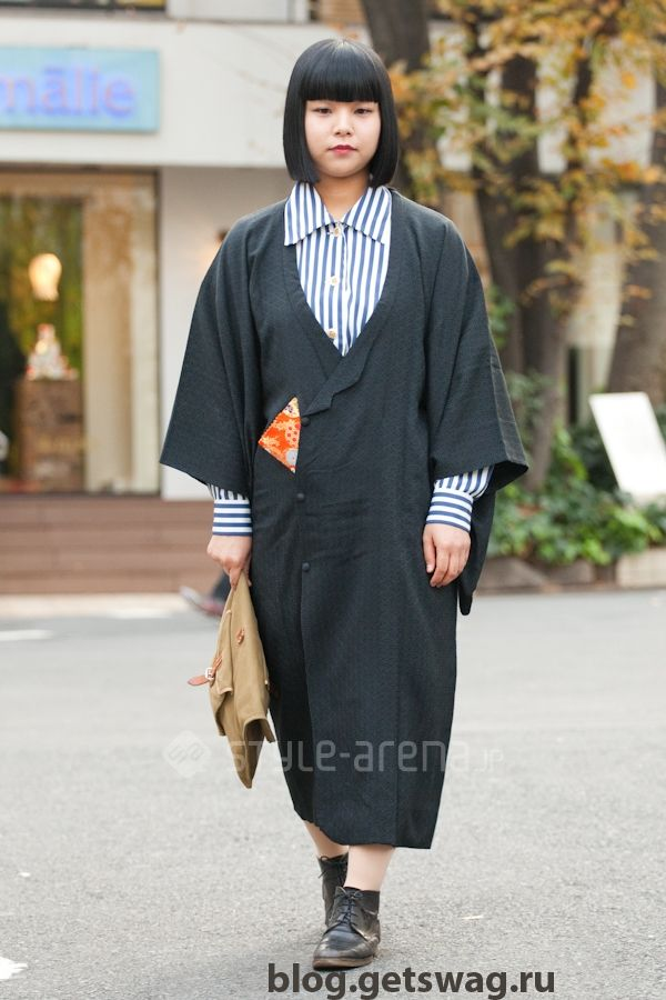 48 Японская уличная мода тренды и фото моды Японии