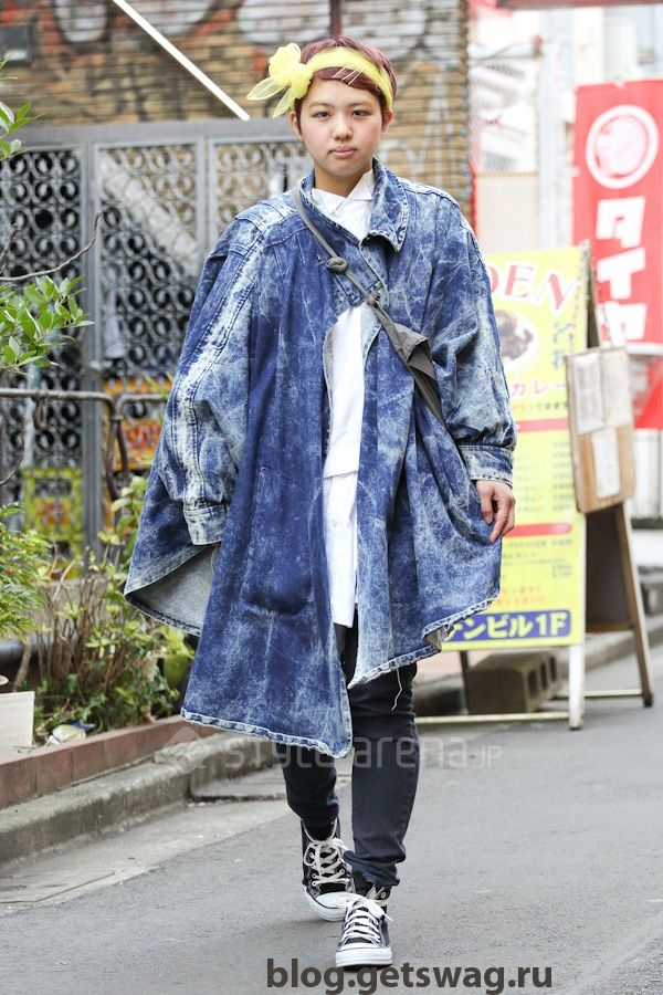 49 Японская уличная мода тренды и фото моды Японии