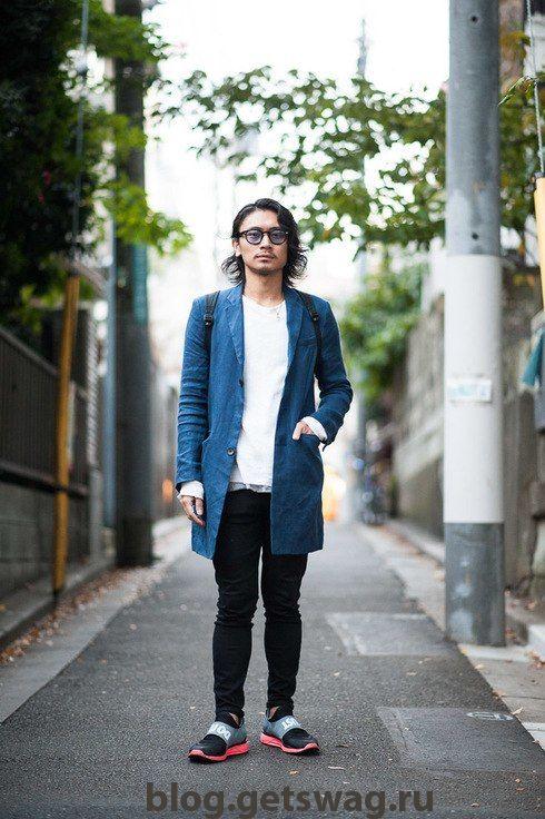 5 Японская уличная мода тренды и фото моды Японии