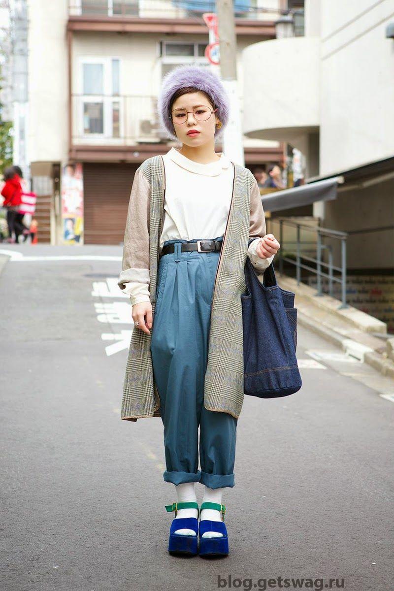 50 Японская уличная мода тренды и фото моды Японии