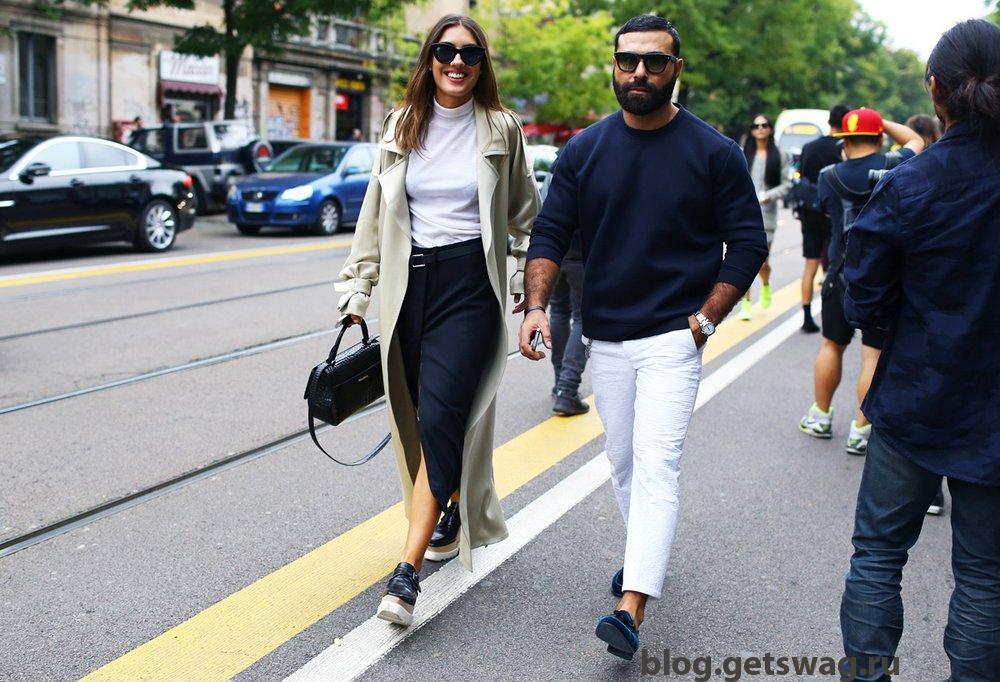 50 Уличная мода Италии фото и тренды моды Милана