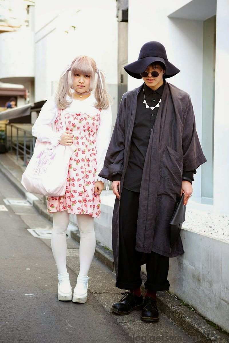 51 Японская уличная мода тренды и фото моды Японии