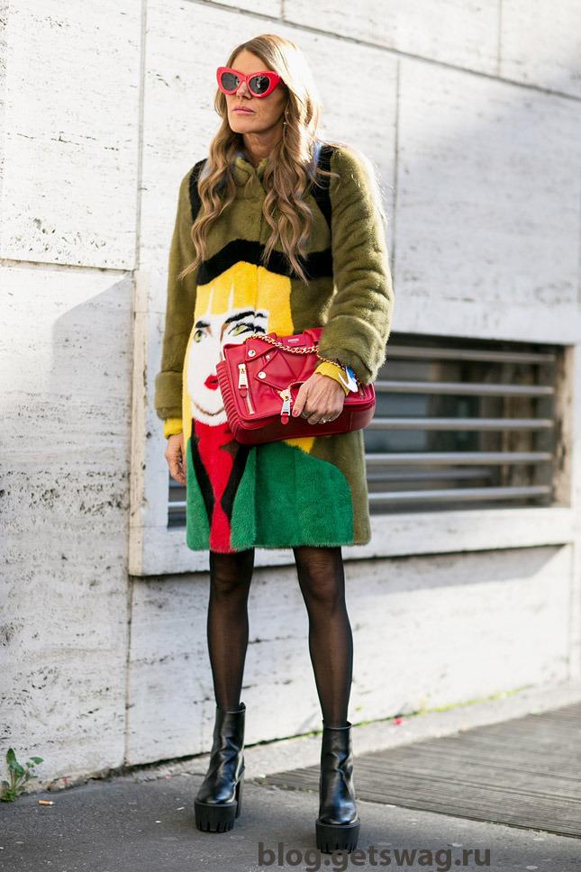 6 Уличная мода Италии фото и тренды моды Милана