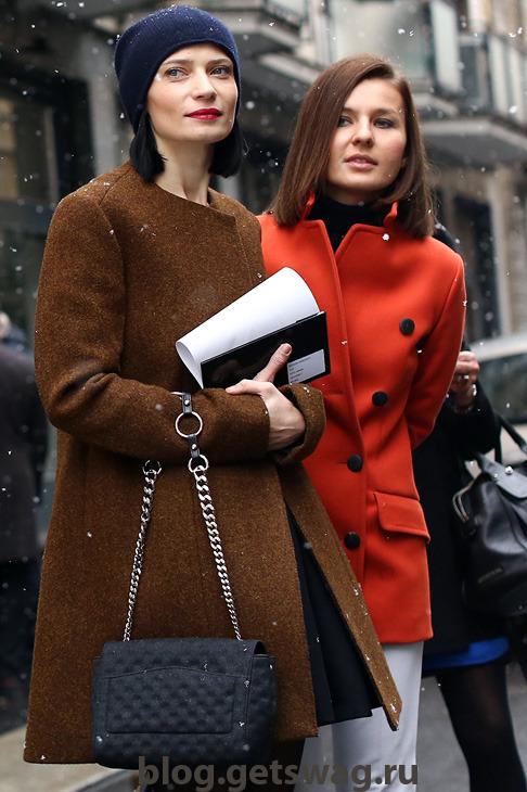 7 Уличная мода Италии фото и тренды моды Милана