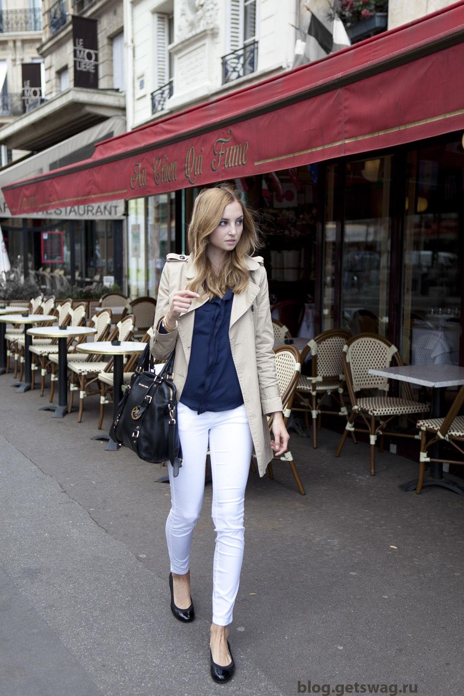 010820142 Минимализм или французский шик в одежде и образах польского блогера