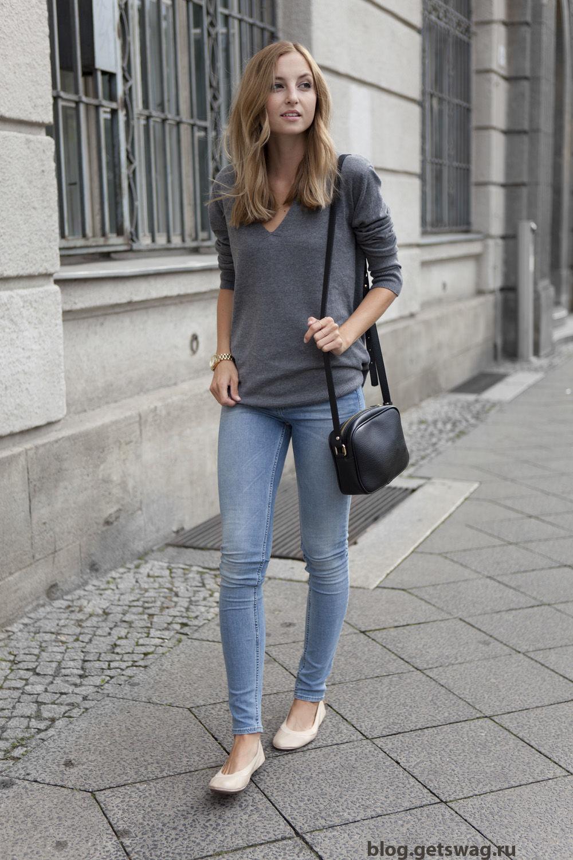 050820141 Минимализм или французский шик в одежде и образах польского блогера