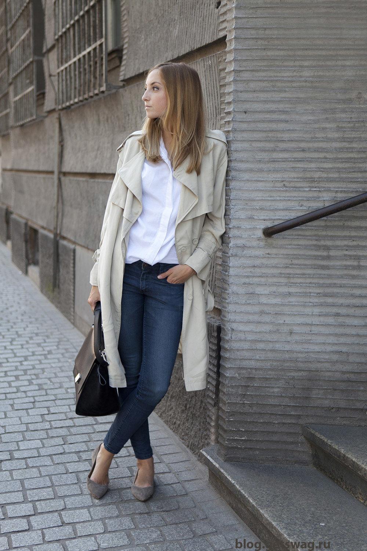 0909201411 Минимализм или французский шик в одежде и образах польского блогера
