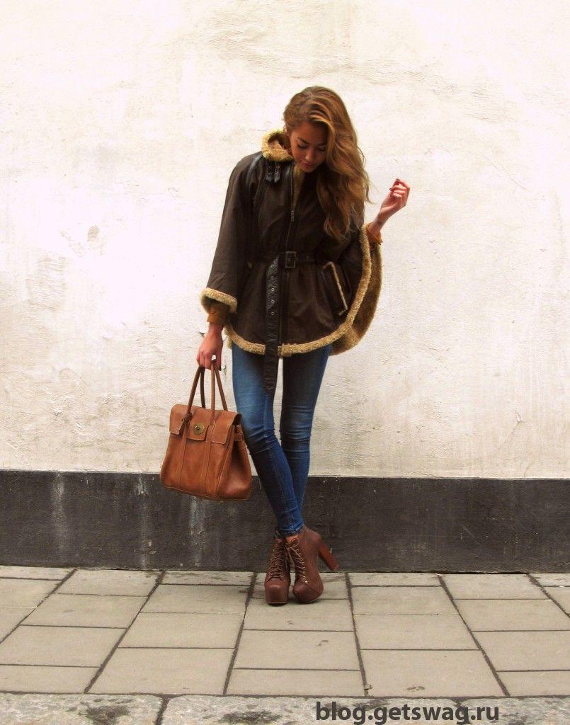 114 Kenza Zouiten - шведская королева уличной моды