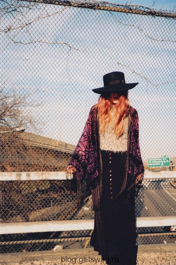 117 Lua P – мисс экстравагантность на улицах Нью-Йорка