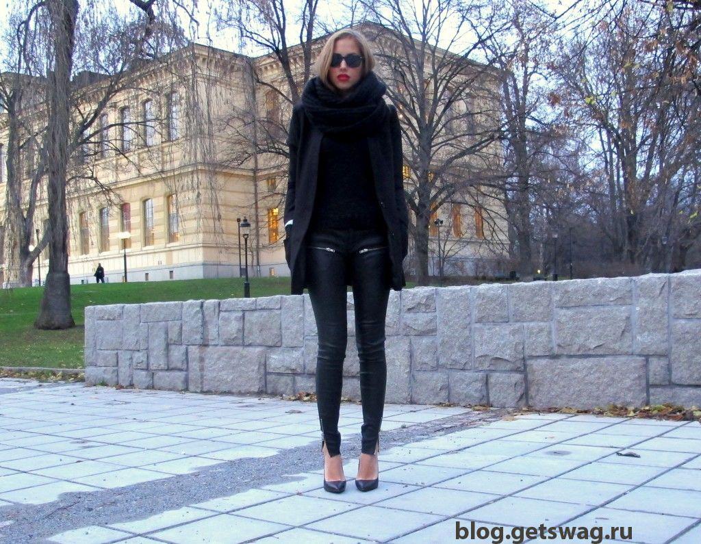 123 Kenza Zouiten - шведская королева уличной моды