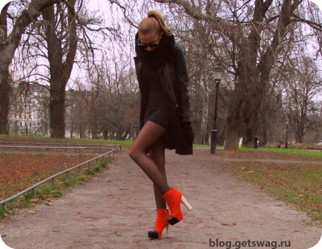 133 Kenza Zouiten - шведская королева уличной моды