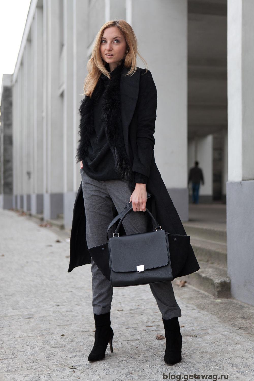 141220143 Минимализм или французский шик в одежде и образах польского блогера